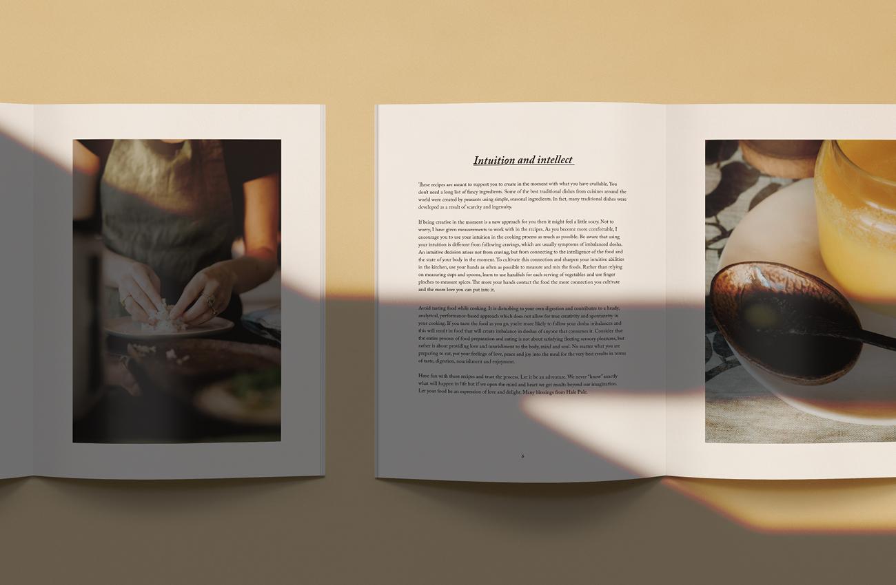 Recipe-Book-Design-Auckland